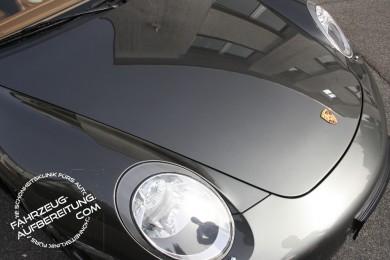 Porsche 911 Motorhaube