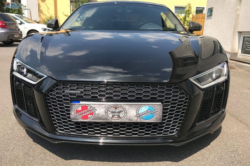 Audi R 8 – Fahrzeugpflege / Nano-Versiegelung & Lackpolitur